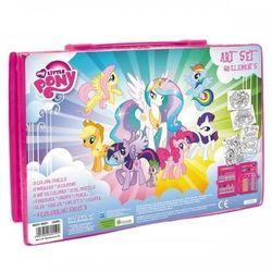 Zestaw artystyczny 68 elementów My Little Pony oferta ze sklepu TaniaKsiazka.pl
