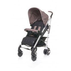 croxx wózek spacerowy spacerówka alu nowość brown, marki 4baby