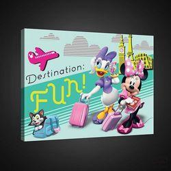 Obraz Disney: Minnie i Daisy w podróży PPD1439