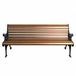 Ławka ogrodowa BASTER Koronkowa palisander 0121, 0121