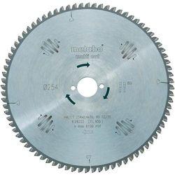 Tarcza tnąca Metabo HW/CT 315X30 96 FZ/T, 315 x 30 mm, 96 z/cal, gr. 1,8 mm - produkt dostępny w Conrad.pl