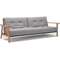 INNOVATION iStyle Sofa Splitback Frej szarobeżowa 521 - 741010521-741027020-5-2 - produkt z kategorii- Sofy