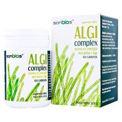 Algi-complex 60 tabl., postać leku: tabletki