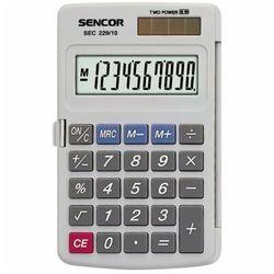 Kalkulator SENCOR SEC 229/10