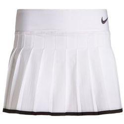 Nike Performance VICTORY Spódnica sportowa white/black z kategorii spódniczki