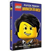 Lego-Clutch Powers wkracza do akcji DVD - Big Faces. DVD, kup u jednego z partnerów
