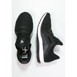 adidas Performance PUREBOOST X Obuwie do biegania treningowe core black/solid grey - sprawdź w Zalando.pl