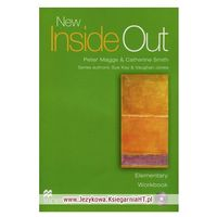 Inside Out New Elementary WB MACMILLAN - Peter Maggs, Catherine Smith (144 str.)