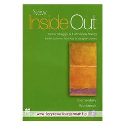 Inside Out New Elementary WB MACMILLAN - Peter Maggs, Catherine Smith (ilość stron 144)