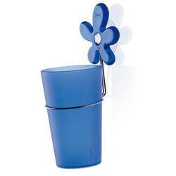 Koziol Kubek łazienkowy z uchwytem a-pril niebieski