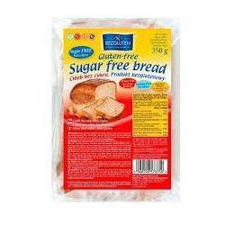 Bezglutenowy chleb bez cukru 350g (pieczywo)
