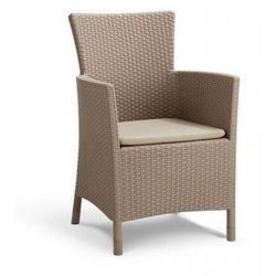 Krzesło polirattanowe MONTANA cappuccino