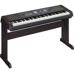 Yamaha  dgx 650 b keyboard z ważoną klawiaturą (88 klawiszy), czarny