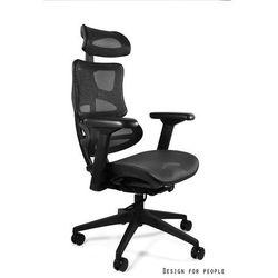 Unique Fotel biurowy ergonomiczny ergotech cm-b137a-4. u nas jest na ekspozycji i możesz negocjować cenę!!!