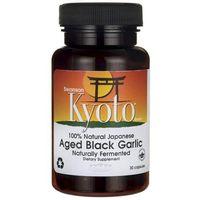 Kapsułki Czarny czosnek 100% japoński naturalnie fermentowany 650mg 30 kapsułek