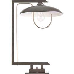 Biurkowa lampka stojąca arso 50091  stołowa lampa klasyczna brązowa marki Sigma
