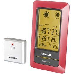Stacja pogody SENCOR Budzik SWS 200 RD (8590669144037)