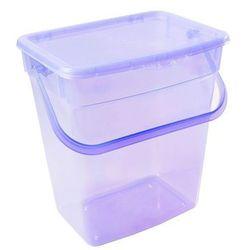 Poj.na detergenty 6l plast fiolet transparent marki Galicja