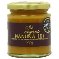 Organiczny miód manuka 10+ 230g marki General food merchants
