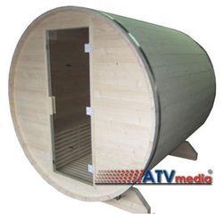 SAUNA FIŃSKA SUCHA - MODEL ATV-1S