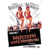 Mężczyźni wolą blondynki (DVD) - Howard Hawks
