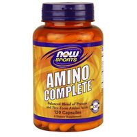 Now foods, usa Now foods amino complete 120 kaps.