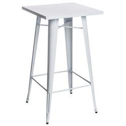 D2.design Stół barowy paris biały