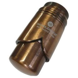 600200012 Głowica SH Brillant antyczna miedĹş (zawór i głowica ogrzewania)