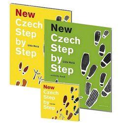 Akropolis New czech step by step 1. podręcznik z ćwiczeniami i płytą cd [lída holá] (9788074700194)