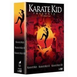 Karate kid - Trylogia (DVD) - John G. Avildsen (film)
