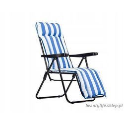Leżanka leżak fotel ogrodowy na taras Goodhome (5903089063773)