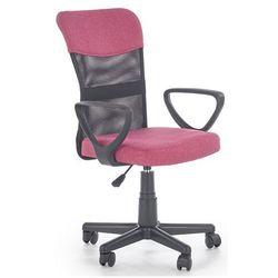 Producent: elior Fotel dla dziewczynki chester - różowy