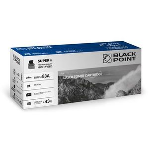 Black point toner lbpph83a / cf283a (black) darmowy odbiór w 19 miastach! (5907625621465)