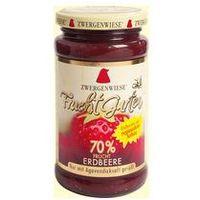 Mus truskawkowy (70% owoców) bezglutenowy bio 225 g - zwergenwiese marki Zwergenwiese (pasty słonecznik., ko