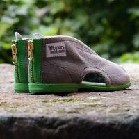 Kapcie 'KOALA' Slippers Family /rozm. 19-32, zielone/