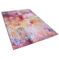 Dywan kolorowy 140 x 200 cm krótkowłosy ISPARTA (4260624113159)