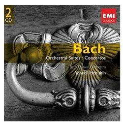 Gemini-Orchestral Suites & Other Concert - Yehudi Menuhin - sprawdź w wybranym sklepie