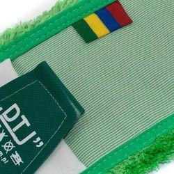 Mop mikrofaza 40cm zielony uniwersalny (kieszeń / klips) marki Maxczysto