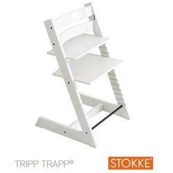 Stokke ® Krzesełko Tripp Trapp ® White - produkt z kategorii- Krzesła i stoliki