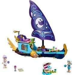 Elfy STATEK NAIDY 41073 marki Lego - klocki dla dzieci