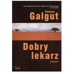 DOBRY LEKARZ Galgut Damon (ISBN 8392245421)