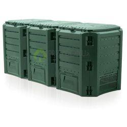 MODULE COMPOGREEN IKSM1200Z 1200 l zielony, towar z kategorii: Kompostowniki