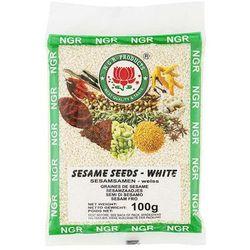 Sezam biały do sushi 100 g  marki Ngr