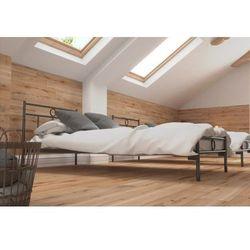 łóżko metalowe alicja 100 x 200 marki Frankhauer