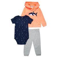 Carter's SHARK SET Body orange