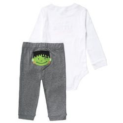 Carter's HALLOWEEN SET Body grey
