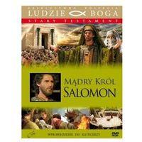 Mądry król - salomon + film dvd - salomon - mądry król + film dvd marki Praca zbiorowa