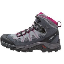 Salomon AUTHENTIC GTX Buty trekkingowe pearl grey/grey denim/mystic purple, kup u jednego z partnerów