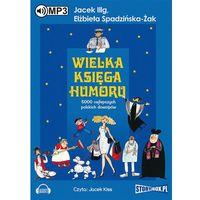 Wielka księga humoru - Wysyłka od 3,99 (kategoria: Humor, komedia, satyra)