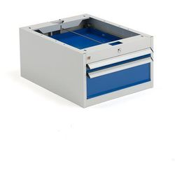 Array Podwieszane szafki z 2 szufladami - wysokość: 330 mm